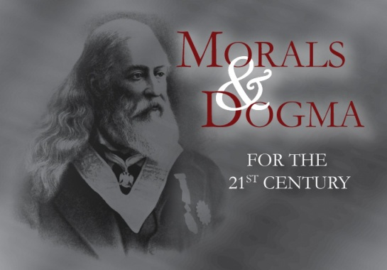 """Refer to page 15 of the General Albert Pike Morals and Dogma written in 1888 - In the east of the Lodge known as King Solomon's Quarries, over the Worshipful Master Seat of power, inclosed in a inverted triangle, is the Hebrew letter of Yod. In the English and the American Lodges the letter """"G"""" is substituted for this, as the initial of the word God, with as little reason as if the letter D initial of Die U, were used in the French p2 Murder Lodges, instead of the proper letter. Yod is,in the Kabalah , the symbol of unit, of the supreme deity, the first letter of the holy name; and also a symbol of Great Kabbalistic Triads. Our French brethren place this letter Yod in the center of the Blazing Star....."""