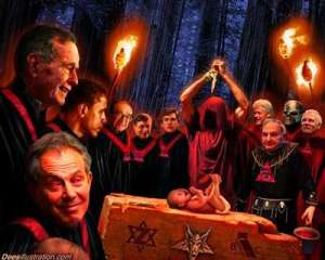 Take a good look at who is in this picture of truth meaning the hierarchy of the Yod Shadow Government notice the all important symbol of the Microprosposos/ Macroprosposos, which was and still is well placed on the altar of human sacrifice, which also represents King Solomon's 28th degree, known as the Knights of the Sun symbol and or the Jewish Star of David. Notice David Solomon Rockefeller/Sassoon with the NWO Pyramid hosting the all seeing eye holding the bucket of human blood http://web.mit.edu/dryfoo/www/Masonry/Reports/israel.htlm