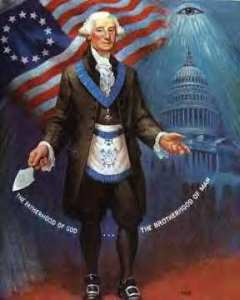 Notice the American flag in the back ground of George Washington image, displaying the 13 Circle of life Principals of sublime faith initiative from 1776. Notice how George Washington as the Masonic Worshipful Master of the Universe, also ordained as the Fatherhood of God and as the brotherhood of all mankind (The Apotheosis of of Universal Freemasonry sublime faith initiative) on the 20th of December 1788 . Bear in mind the word apotheosis literally means to raise a person to the rank of a god and or as an icon - a Masonic christ like figure Tammuz - Santa Claus - Father X Mass for Europe - Light Bearer...Refer to Contemporary Freemasonry in the counterfeit Holy Land Esau Israel http://web.mit.edu/dryfoo/www/Masonry/Reports/israel.html