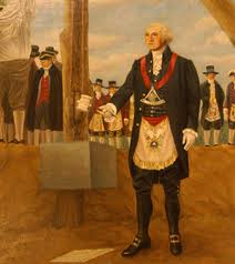 George Washington known secretly as the Antichrist tree of Masonic life