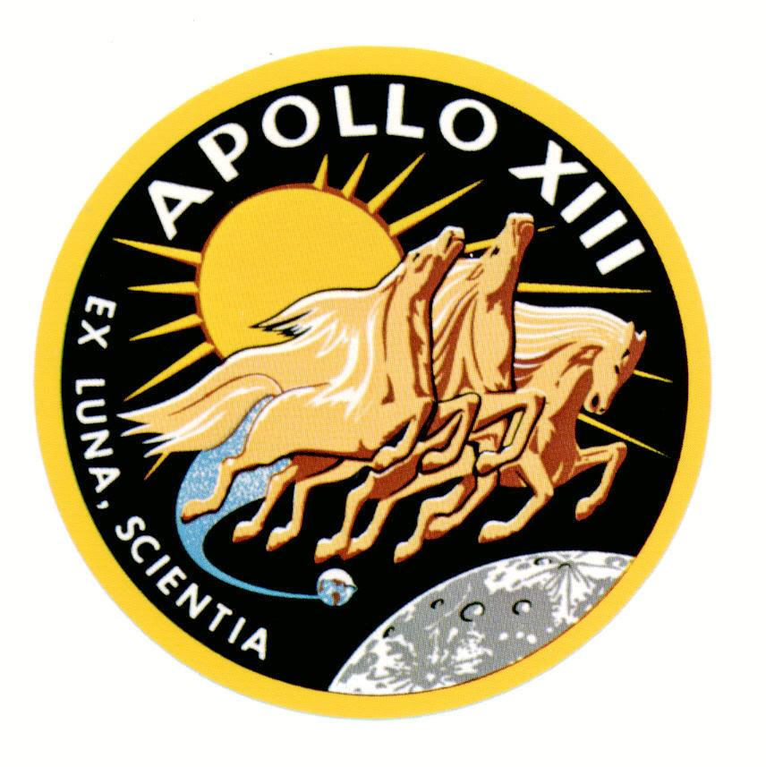 Apollo Program Patches  spaceboosterscouk