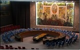 United Nations U - equals to Lucifer -N means and relates Lucifer spirit within the nations refer to table in U form within the conference room of the UN from 1953 declared as The Year of the Light well established from the questionable,  yet Luciferain based red hairy one Esau/Core - Cain sctpturally known as the counterfeit Israel refer to Contemporary Freemasonry in the Holy land Israel from 1953 web page http://web.mit.edu/dryfoo/Masons/Reports/israel.html