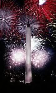 4th of July (Tammuz) 2011 celebration of the 666 George Washington monument in DC