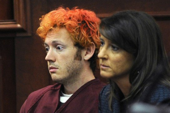 Is this murderer of many in Colorado theater masquerading as Esau the red hairy one