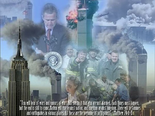 The NWO September 11th 2001 catastrophe that opened the door for George Washington celestial Lodge to be acknowledged as his Heaven in the Night or early Morning Sky as his 8 pointed Blazing stargod Remphan (Acts 7:42-43)  International Space Station Alpha (Isaiah 14:12-14) Refer to Contemporary Freemasonry in the counterfeit Holy Land  Esau Israel http://web.mit.edu/dryfoo/www/Masonry/Reports/israel.html