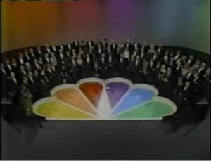 NBC - MSNBC - CNNBC rulers of darkness of this  worlds Yod Die U Annuit Coeptis mynute symbol of Antichrist advertised above graven image of the Antichrist symbol of the White bodied Peacock with its 6 questionable rainbow bow type tail feathers