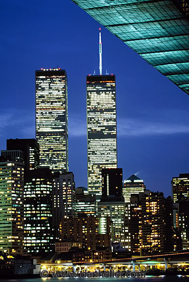 World Trade Center acted as The Two outer pillars of  Apotheosis of George Washington United Nations 777 Rock Image Prayer of Meditation room street address simply  refer to the scripture prophecy of 1 Kings 7:21 two Pillars forming GW birth day and date the 11th of February 1732, but notice thethird one at the top of the South Pillar known as Tubalcain - Tammuz symbol forming a 111 number of feath and resurrection in all fairness the North Tower implements  Boaz (1) and the South Tower with the symbol of Tubalcain/Tau Cross/Tammuz is as Jachin the second (1) In other words from September the 11th each year to the 1st of January of the new Year there are always 111 days implementing to The Most Worshipful Master of the Universe George Washington being as the Universe Alpha and Omega a deliberate counterfeit of Revelation 1:11