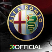 Notice the Italian Alfa Romeo car symbol of the red upside down cross and the serpent god Ouroboros Lucifer/Pharaoh