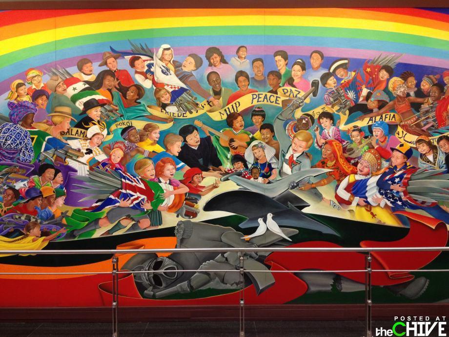 South african flag jcemmanuel for Denver mural conspiracy