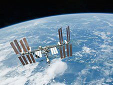 International Space Station Alpha became inhabit November the 4th of Y2K - Yod 2000 - AL 6000 by America as Magog and the USSR  as Gog