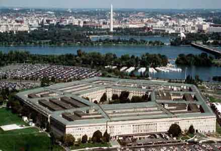 Pentagon construction started on the 11th of September 1941