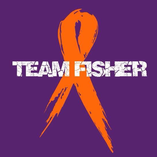 Support Dennis Fisher's fight again AML (Acute Myeloid Leukemia) subtype (FLT3-ITD)