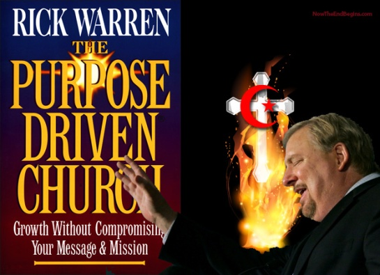 rick-warren-chrislam-purpose-driven-church-life-cfr-deceiver-false-prophet