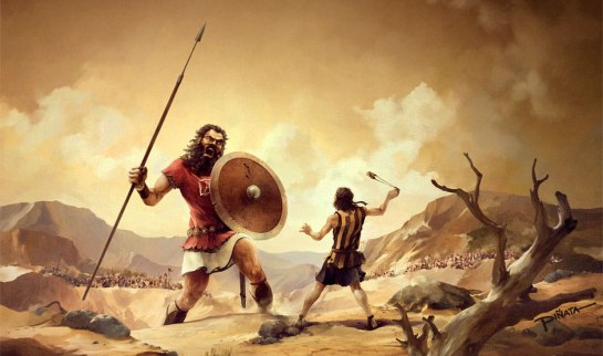 David-v-Goliath
